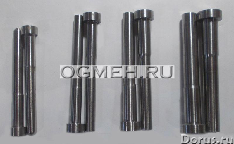 Пуансоны - Промышленное оборудование - Изготавливаем цилиндрические, квадратные, прямоугольные, овал..., фото 1