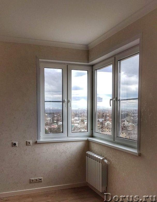 Остекление балконов ,лоджий.Окна REHAU - Строительные услуги - Наша компания осуществляет установку..., фото 1