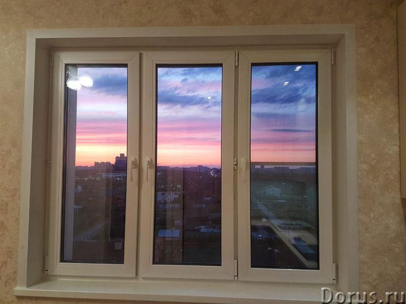 Остекление балконов ,лоджий.Окна REHAU - Строительные услуги - Наша компания осуществляет установку..., фото 2