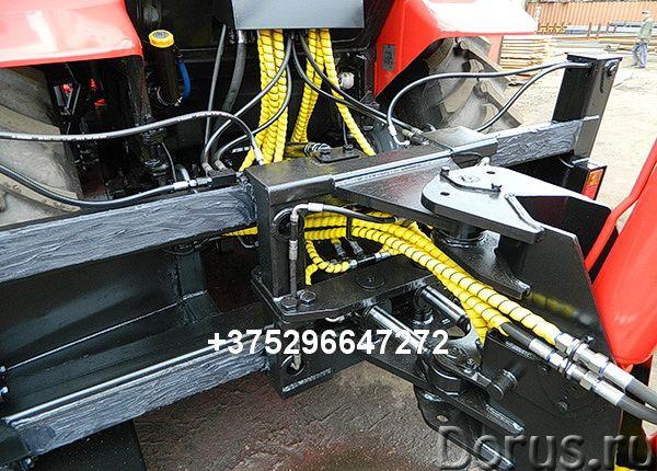 ЭБП-11М экскаватор-погрузчик с усиленным экскаваторным оборудованием и со смещаемой осью копания - С..., фото 7