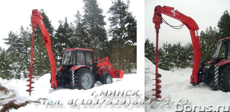 ЭБП-11 экскаватор бульдозер погрузчик со смещаемой осью копания - Сельхоз и спецтехника - ЭБП-11 экс..., фото 6