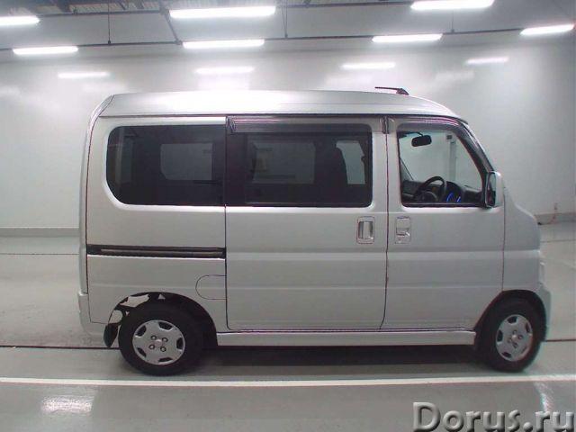 Микровэн Honda Vamos Hobio кузов HM3 типа минивэн модификация G гв 2013 - Легковые автомобили - Микр..., фото 3