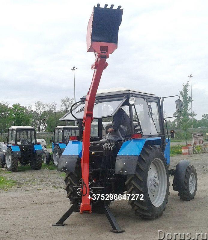 МЭН-300 экскаватор навесной, оборудование - Сельхоз и спецтехника - Экскаватор одноковшовый навесной..., фото 1