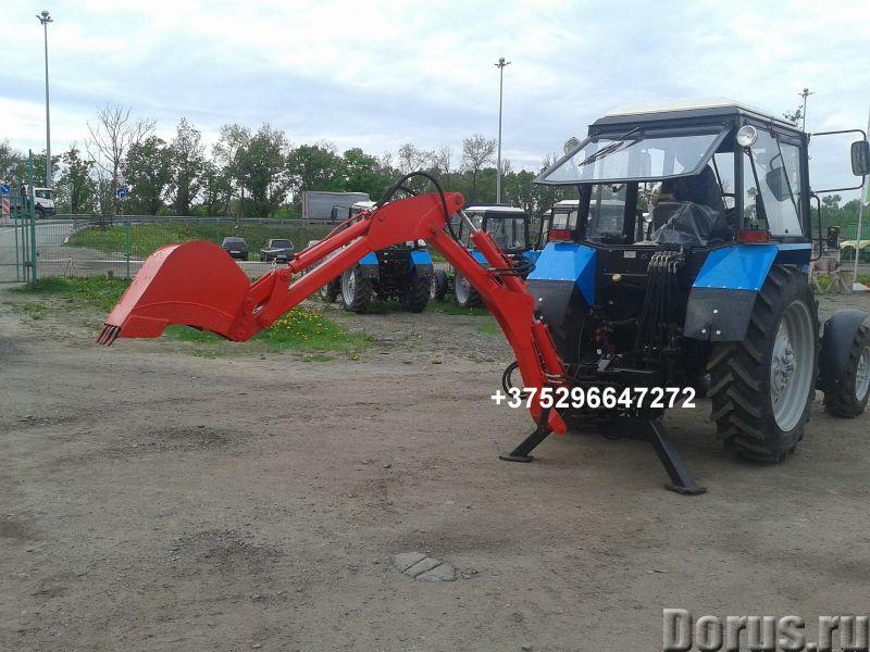 МЭН-300 экскаватор навесной, оборудование - Сельхоз и спецтехника - Экскаватор одноковшовый навесной..., фото 3
