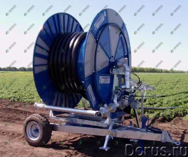 Дождевальные машины барабанного типа - Сельхоз и спецтехника - Мобильные решения для ваших задач При..., фото 1