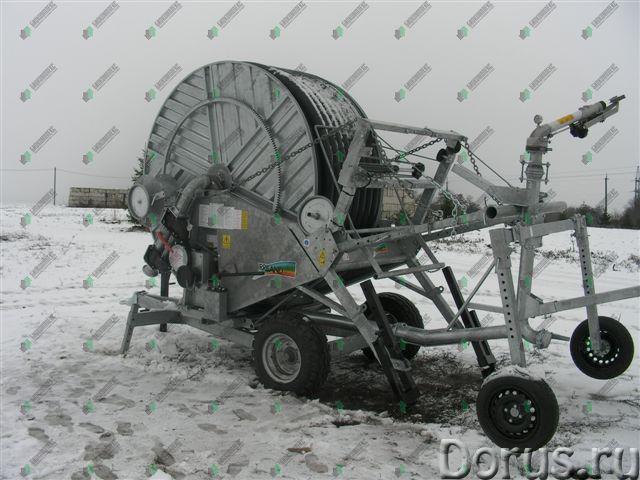 Дождевальные машины барабанного типа - Сельхоз и спецтехника - Мобильные решения для ваших задач При..., фото 2