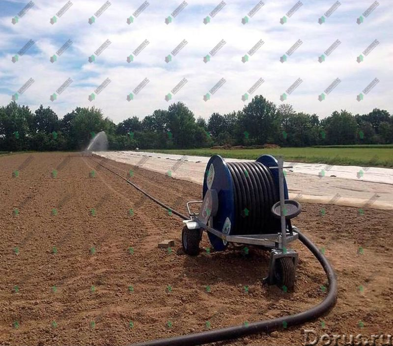 Дождевальные машины барабанного типа - Сельхоз и спецтехника - Мобильные решения для ваших задач При..., фото 4