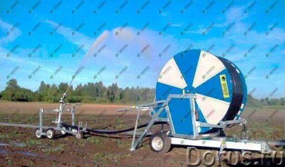 Дождевальные машины барабанного типа - Сельхоз и спецтехника - Мобильные решения для ваших задач При..., фото 5