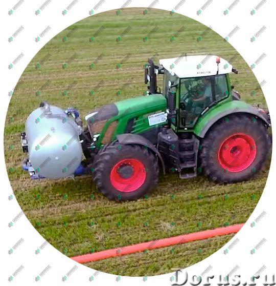 Буферная емкость - Запчасти и аксессуары - Применяйте фронтальные буферные (front tank) емкости при..., фото 1