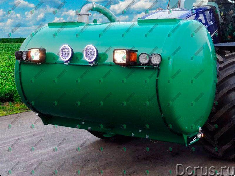 Буферная емкость - Запчасти и аксессуары - Применяйте фронтальные буферные (front tank) емкости при..., фото 2