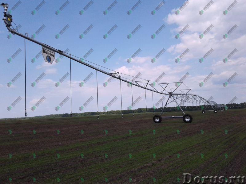 Дождевальные машины - Сельхоз и спецтехника - Компания Биокомплекс осуществляет поставку и гарантийн..., фото 1
