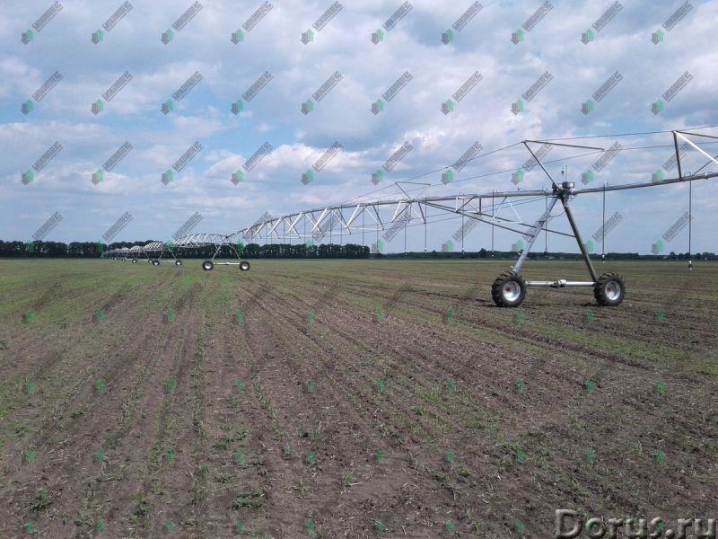 Дождевальные машины - Сельхоз и спецтехника - Компания Биокомплекс осуществляет поставку и гарантийн..., фото 2