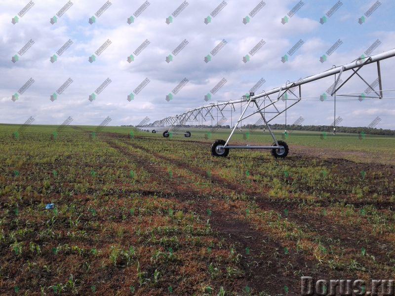 Дождевальные машины - Сельхоз и спецтехника - Компания Биокомплекс осуществляет поставку и гарантийн..., фото 3