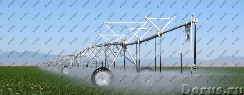 Дождевальные машины - Сельхоз и спецтехника - Компания Биокомплекс осуществляет поставку и гарантийн..., фото 4