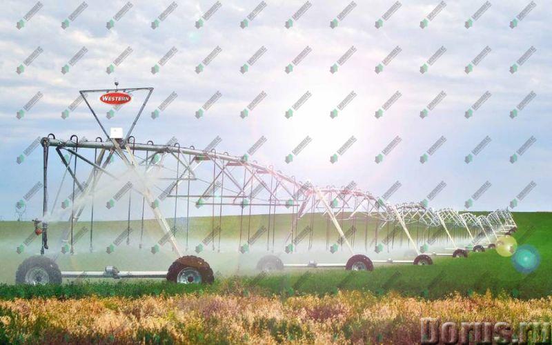 Дождевальные машины - Сельхоз и спецтехника - Компания Биокомплекс осуществляет поставку и гарантийн..., фото 5