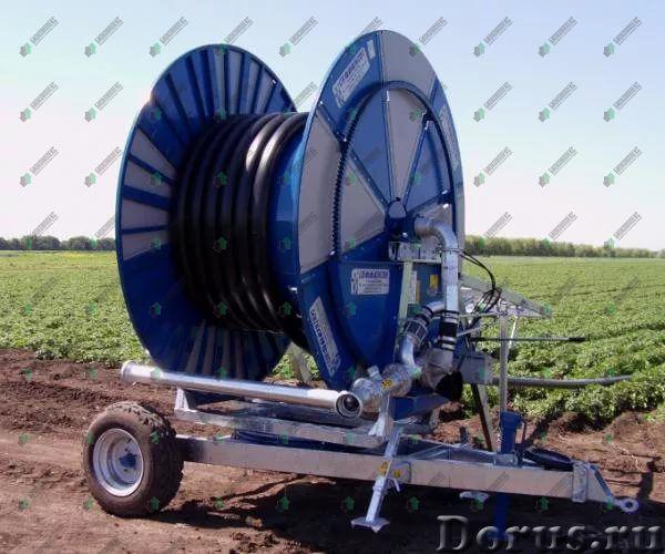 Дождевальные машины - Сельхоз и спецтехника - Компания Биокомплекс осуществляет поставку и гарантийн..., фото 7