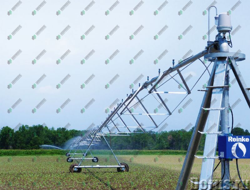 Дождевальные машины - Сельхоз и спецтехника - Компания Биокомплекс осуществляет поставку и гарантийн..., фото 10