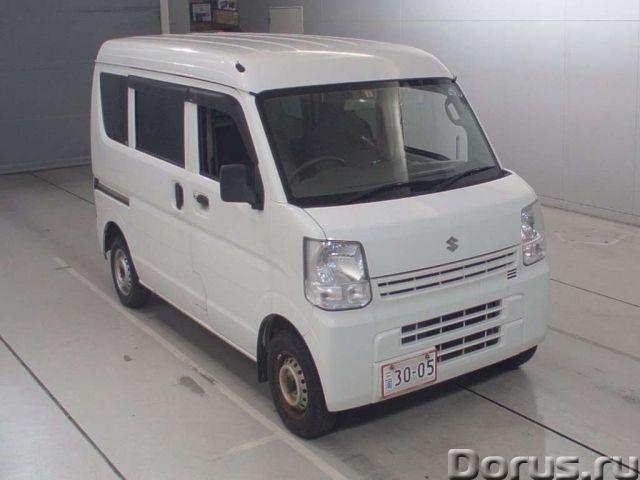 Микровэн Suzuki Every минивэн кузов DA17V модификация PA Limited High roof гв 2016 - Легковые автомо..., фото 1