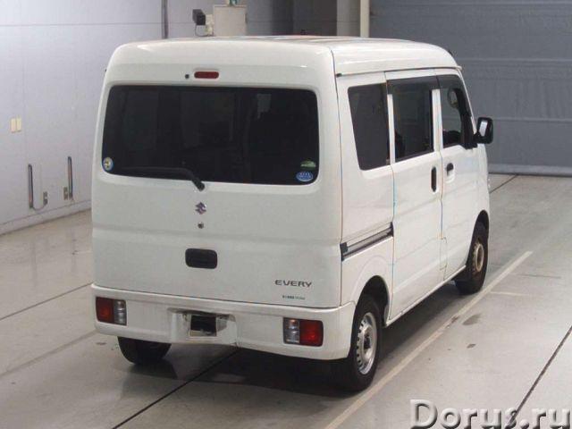 Микровэн Suzuki Every минивэн кузов DA17V модификация PA Limited High roof гв 2016 - Легковые автомо..., фото 6