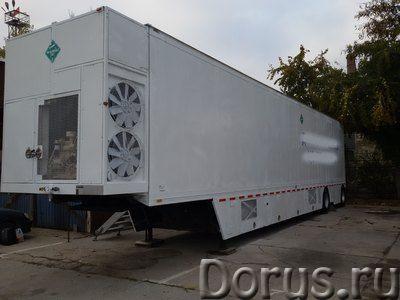 Мобильный томограф мрт в трейлере 1,5 тесла - Продажа и покупка бизнеса - Мобильный томограф мрт в т..., фото 1