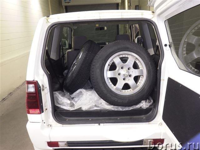 Внедорожник Mitsubishi Pajero Mini кузов H58A модификация XR 4wd гв 2011 - Легковые автомобили - Вне..., фото 4