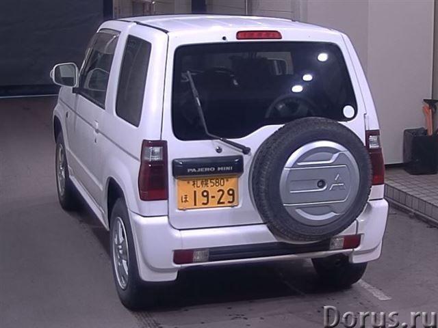 Внедорожник Mitsubishi Pajero Mini кузов H58A модификация XR 4wd гв 2011 - Легковые автомобили - Вне..., фото 6