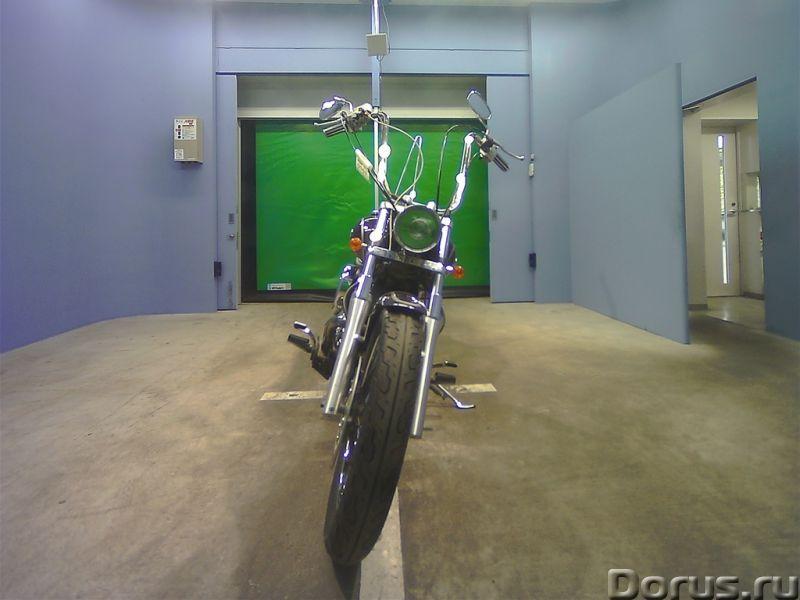 Мотоцикл круизер Yamaha Dragstar 1100 рама VP13J тюнинг гв 2001 - Мотоциклы, мопеды - Мотоцикл круиз..., фото 2