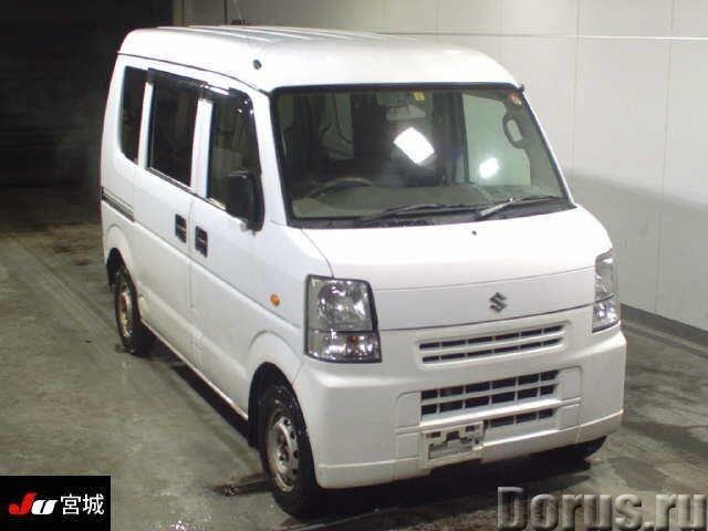 Микровэн Suzuki Every минивэн кузов DA64V 4WD гв 2013 - Легковые автомобили - Микровэн Suzuki Every..., фото 1