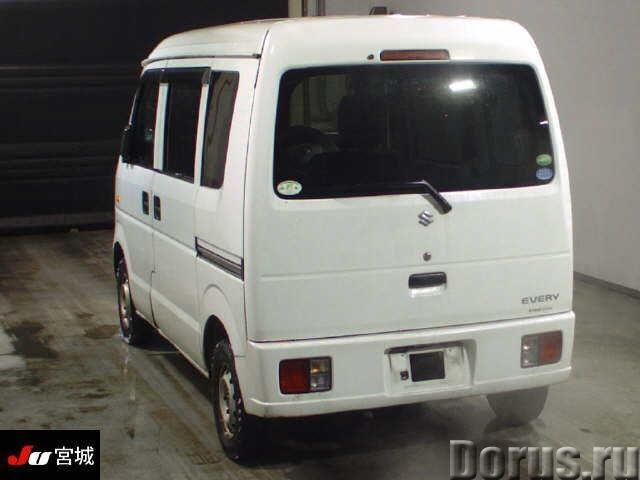 Микровэн Suzuki Every минивэн кузов DA64V 4WD гв 2013 - Легковые автомобили - Микровэн Suzuki Every..., фото 2