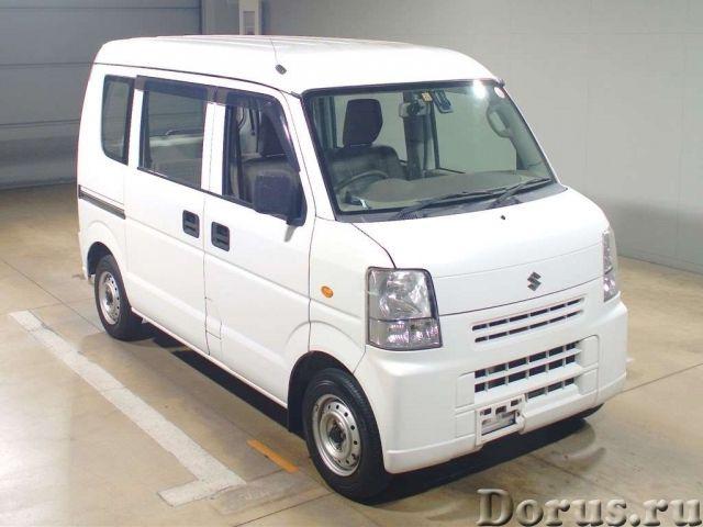 Микровэн Suzuki Every минивэн кузов DA64V модификация PU ABS Key 4WD гв 2012 - Легковые автомобили -..., фото 1