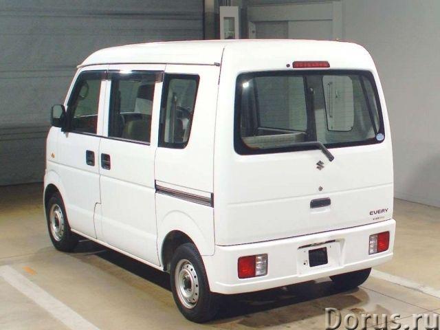Микровэн Suzuki Every минивэн кузов DA64V модификация PU ABS Key 4WD гв 2012 - Легковые автомобили -..., фото 2