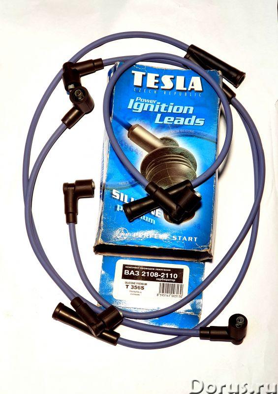 Комплект проводов зажигания для LADA - Запчасти и аксессуары - Комплект проводов зажигания TESLA T35..., фото 1
