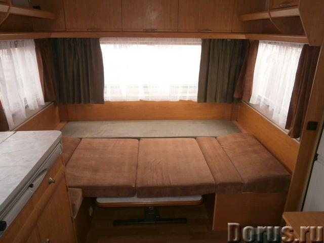 6 спал. мест, две 2-ярус. кровати, душ. Прицеп-дача-трейлер - Сельхоз и спецтехника - Прицеп трейлер..., фото 4
