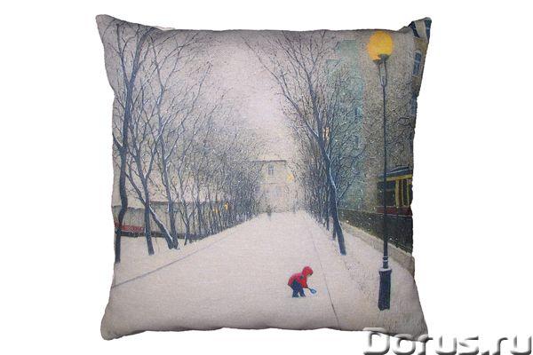 Декоративные подушки купить - Товары для дома - Наш магазин декоративных подушек художника Искандера..., фото 2