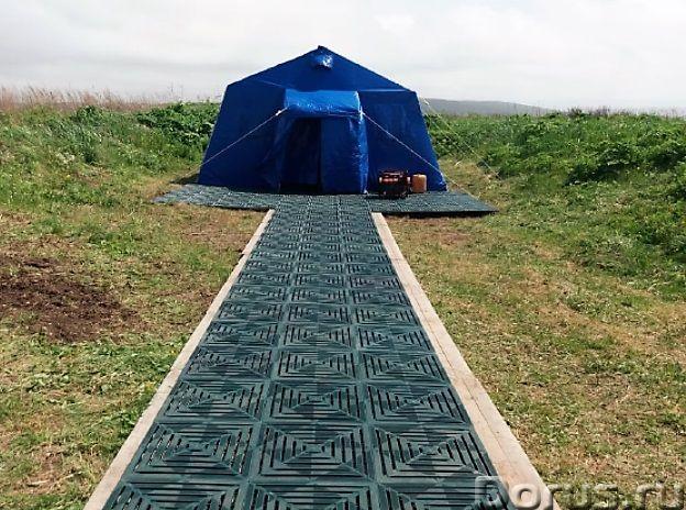 Напольное покрытие для массовых мероприятий, полы в шатер или палатку - Организация праздников - Вре..., фото 5