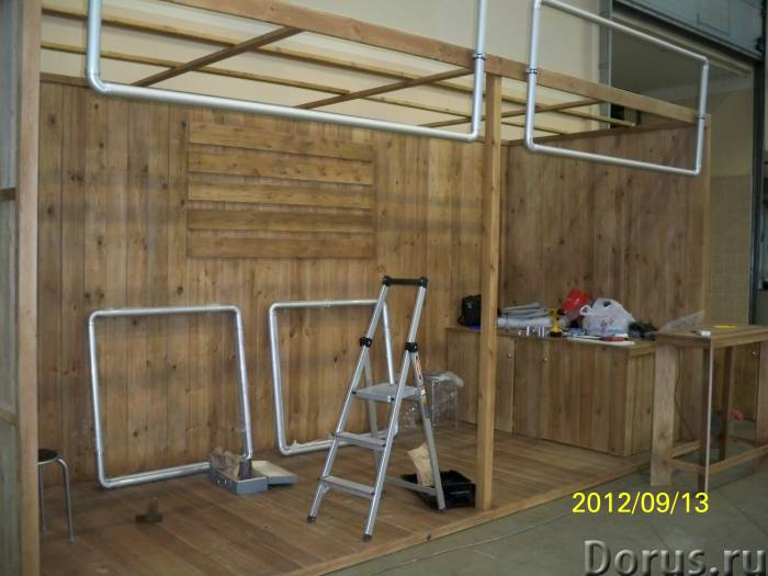 Оформление магазинов, офисов - Услуги по бизнесу - Изготовим и оформим ваш магазин или офис из мебел..., фото 2