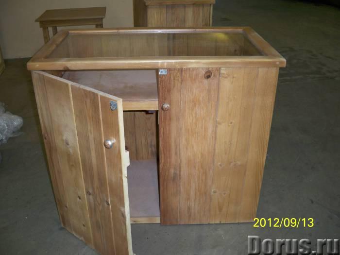 Оформление магазинов, офисов - Услуги по бизнесу - Изготовим и оформим ваш магазин или офис из мебел..., фото 3
