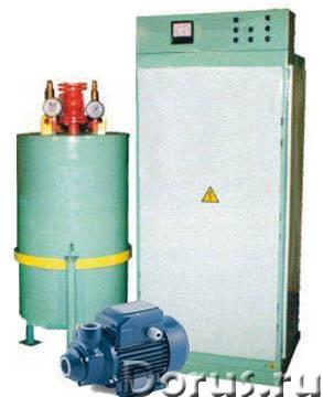 Электродный водогрейный котел - Промышленное оборудование - Электродные водогрейные котлы КЭВ электр..., фото 1