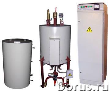 Электропарогенератор - Промышленное оборудование - Электропарогенераторы КЭП предназначены для центр..., фото 1