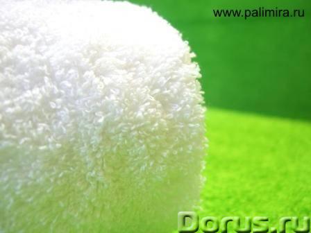 Махровые полотенца - Товары для дома - Махровые полотенца от компании Пальмира, Российское производс..., фото 1