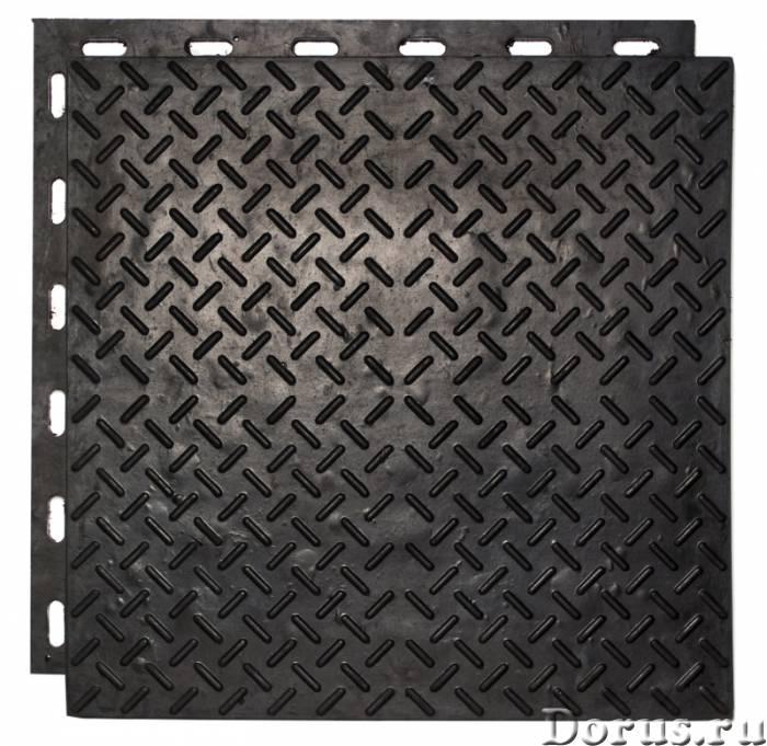 Полы из резины для гаража из сборных резиновых плиток - Материалы для строительства - Резиновые полы..., фото 2