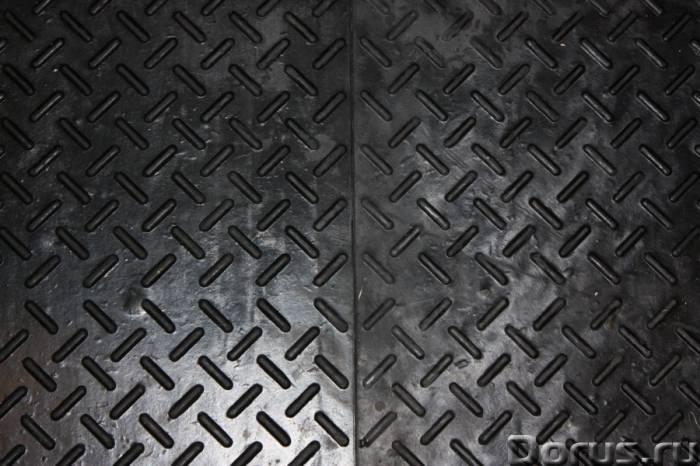 Полы из резины для гаража из сборных резиновых плиток - Материалы для строительства - Резиновые полы..., фото 3
