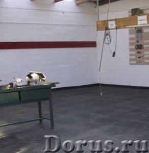 Полы из резины для гаража из сборных резиновых плиток - Материалы для строительства - Резиновые полы..., фото 5
