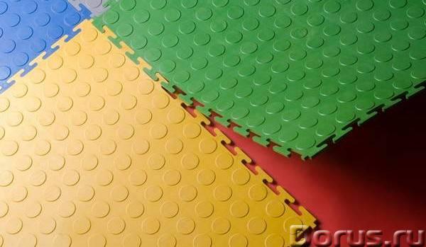 Модульное сборное покрытие для пола УНИПОЛ - Материалы для строительства - Универсальные сверхпрочны..., фото 4