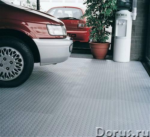 Пластиковое покрытие для пола гаража - Товары промышленного назначения - Универсальное покрытие для..., фото 3