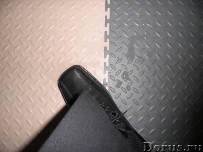 Пластиковое покрытие для пола гаража - Товары промышленного назначения - Универсальное покрытие для..., фото 8