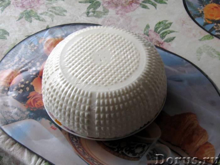 Домашняя молочная продукция из Рязанской области - Молочные продукты - Творог - 180 р/кг Сметана Сли..., фото 1