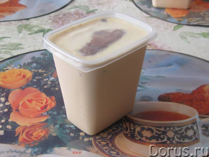 Домашняя молочная продукция из Рязанской области - Молочные продукты - Творог - 180 р/кг Сметана Сли..., фото 3