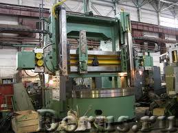 Станки токарные из наличия продаём - Промышленное оборудование - Станок токарно-карусельный модели 1..., фото 6