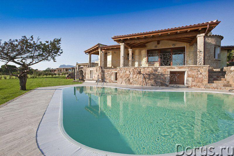 Роскошная вилла на Сардинии в аренду - Недвижимость за рубежом - Местонахождение: Капо Кода Кавалло..., фото 1